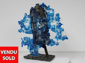 Bombe Spray pop art popart- Sculpture Philippe Buil - Metal et v