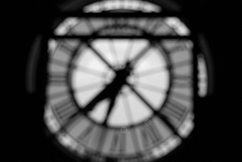 Horloge Gare / Musée d'Orsay