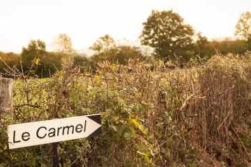 Chemin vers le Carmel
