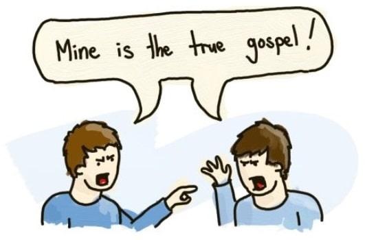 Le bon évangile