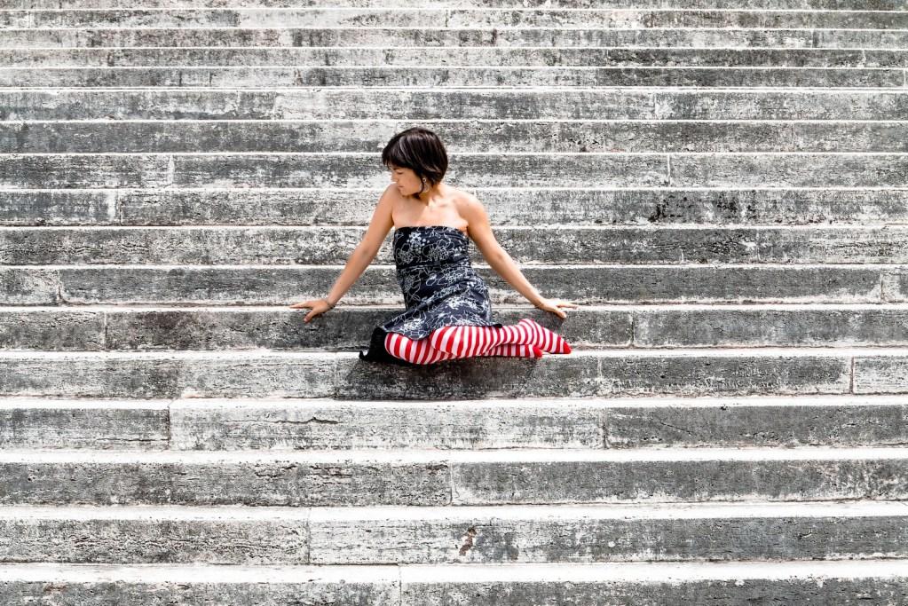 mais ou est - escaliers