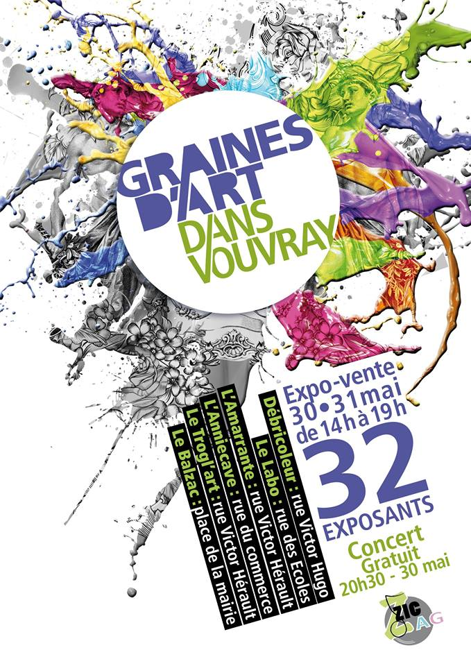 expo graines arts