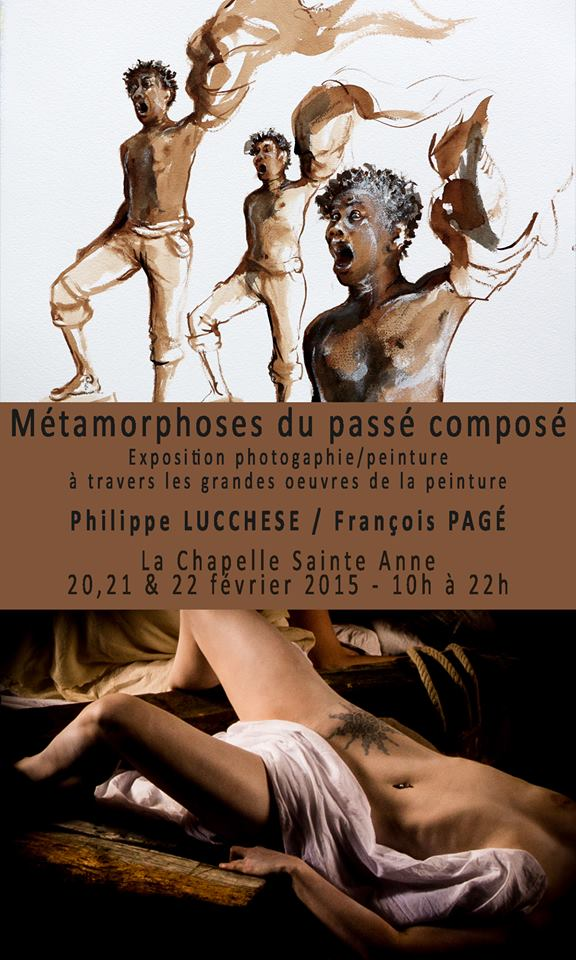 expo la chapelle sainte anne
