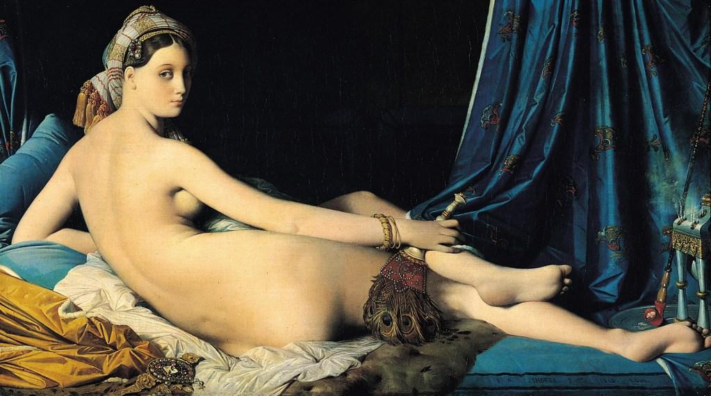 5-a-la-grande-odalisque-jean-auguste-dominique-ingres-1814