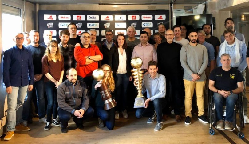 Réunions des Organisateurs à la Fédération avec les représentants des 18 Open Plus organisés en France