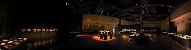 4e rencontres photographiques des trois pays - vision panoramique de l'Atrium