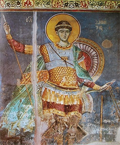 Saint Demetrios of Thessalonica