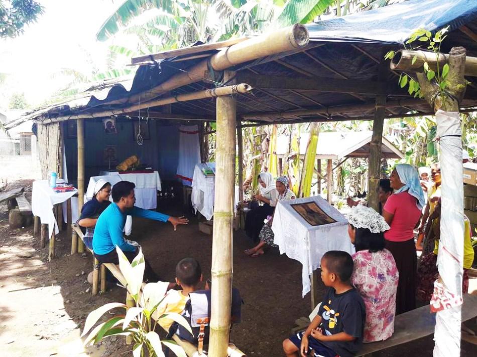 Makalangot chapel
