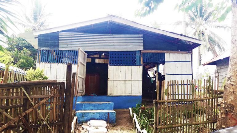 Chapel at Nagpan