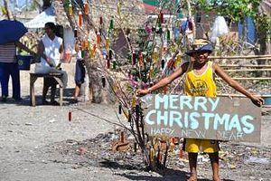 Christmas in Tacloban