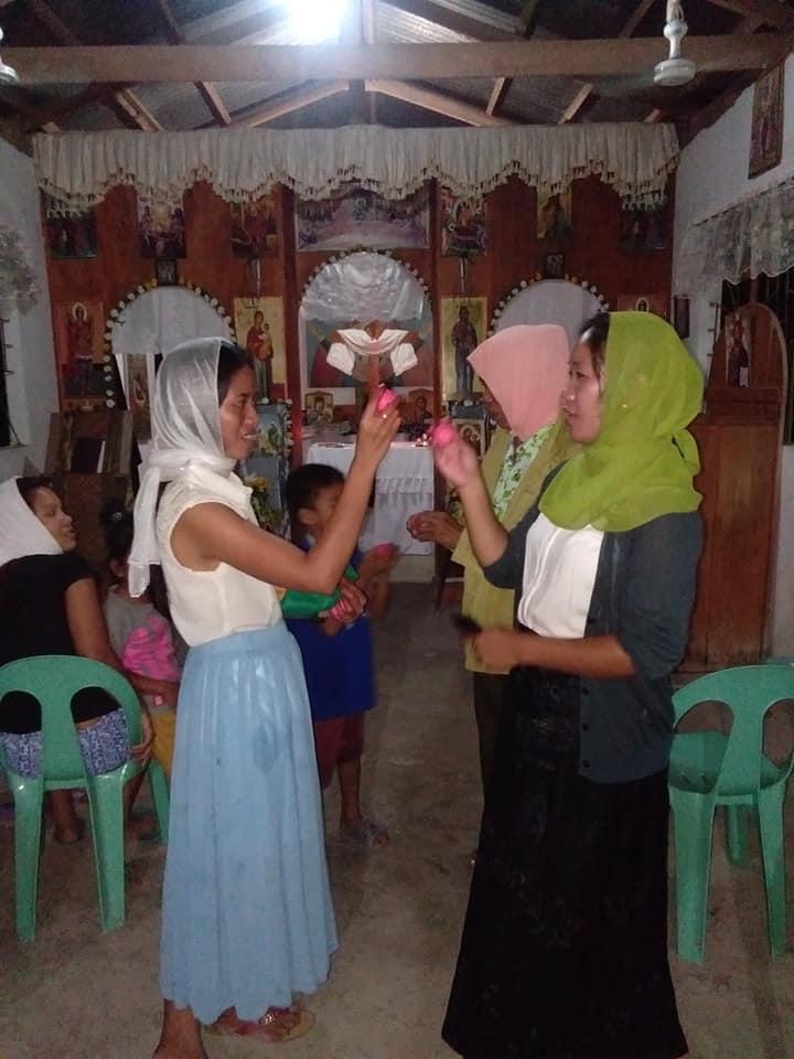 After the Paschal Liturgy