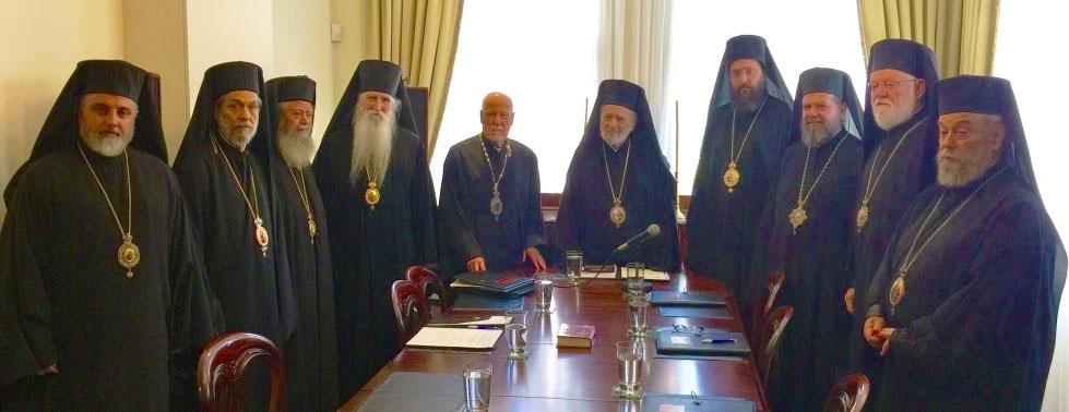 Bishops of Oceania