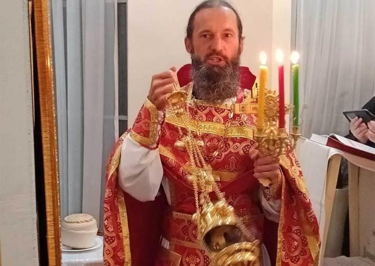 Fr Alexei: Christ is risen!