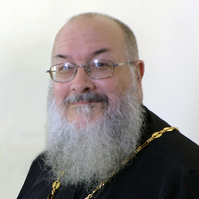 Priest Silouan Thompson