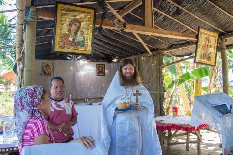 Pascha at Makalangot