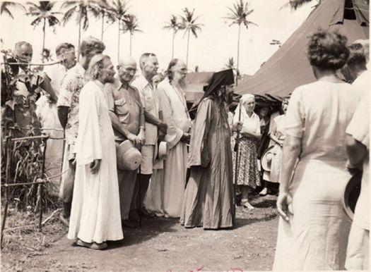 Archbishop John at Tubabao