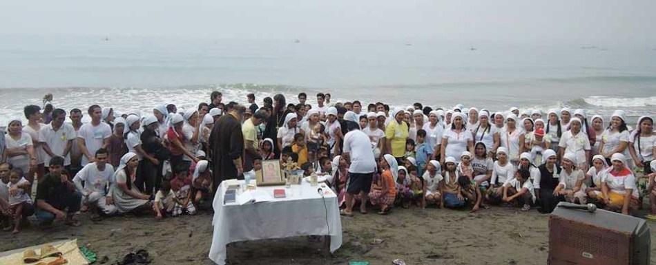 Kiamba baptism