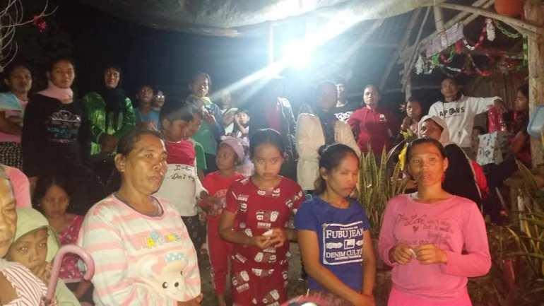 Kinabalan worshipers