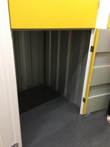 Smallest storage size
