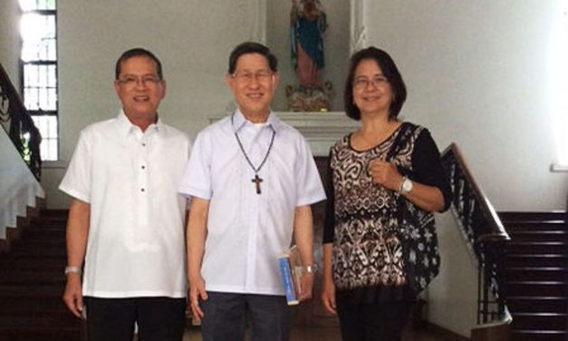 Breaking: Tickets at $10 for Cardinal Tagle talk on March 19