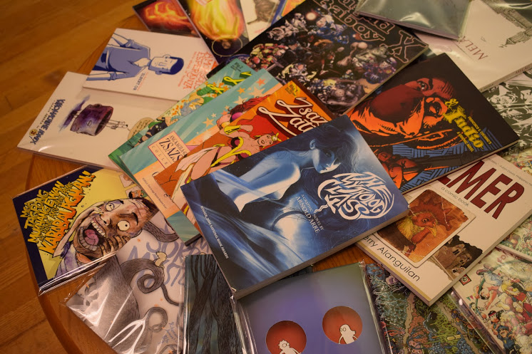Komiks Zine Fair launches in Toronto
