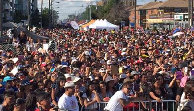 Toronto's Taste of Manila is back