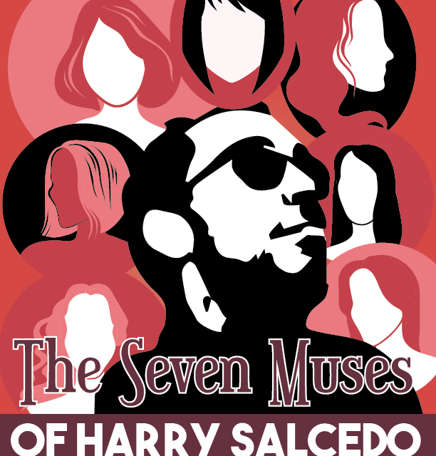 Book review: Vincent Ternida's The Seven Muses of Harry Salcedo