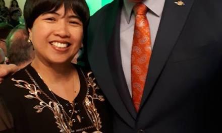 Surrey election: Narima Dela Cruz thanks supporters