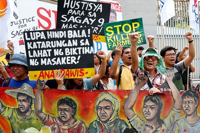 Updated: Resolution to condemn farmers' massacre shelved