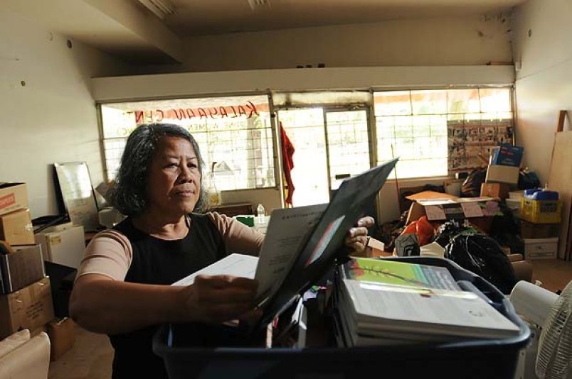 Background: The link between Bahay Migrante and the Kalayaan Centre