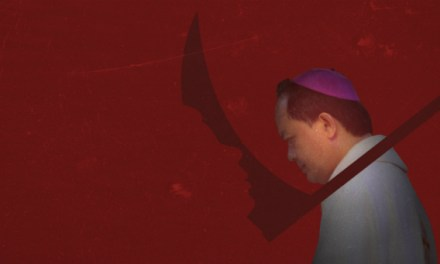 David and Goliath : Bishop David and President Rodrigo Duterte