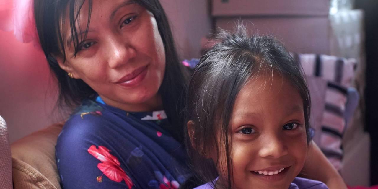 Filipino mother, child wins refugee status in Canada