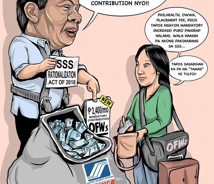 OFWs: Panibagong pahirap