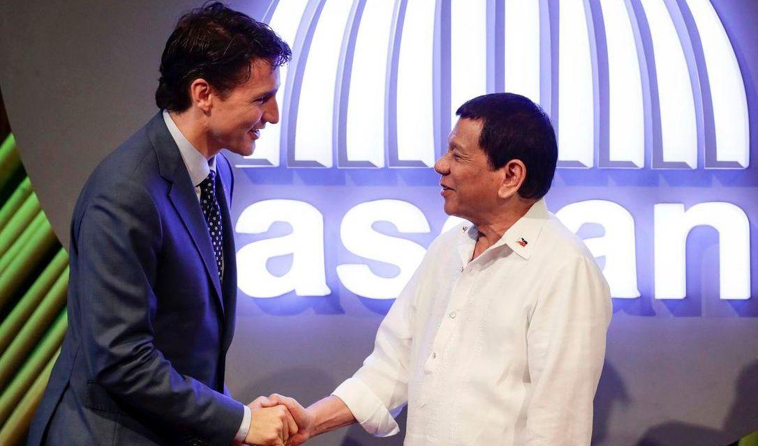 Bayan says Duterte's tough talk  a distraction