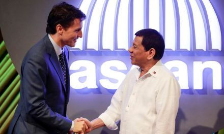 Bayan says Duterte's tough talk  a distraction