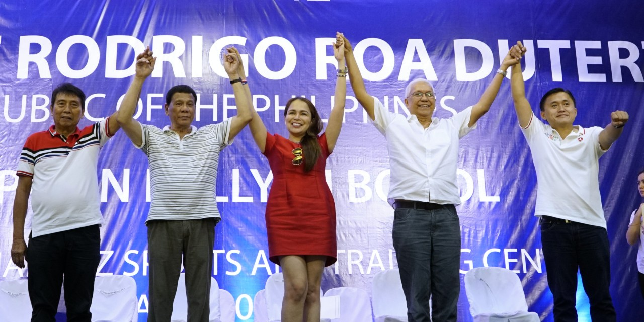 Duterte top aide Jun Evasco lost bid for governor of Bohol