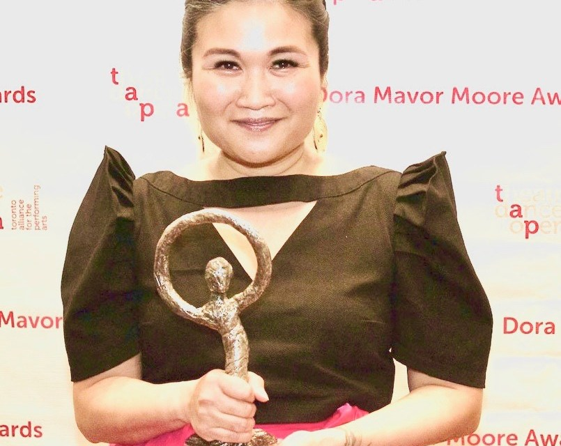 Theatre: Nina Lee Aquino wins three prestigious awards