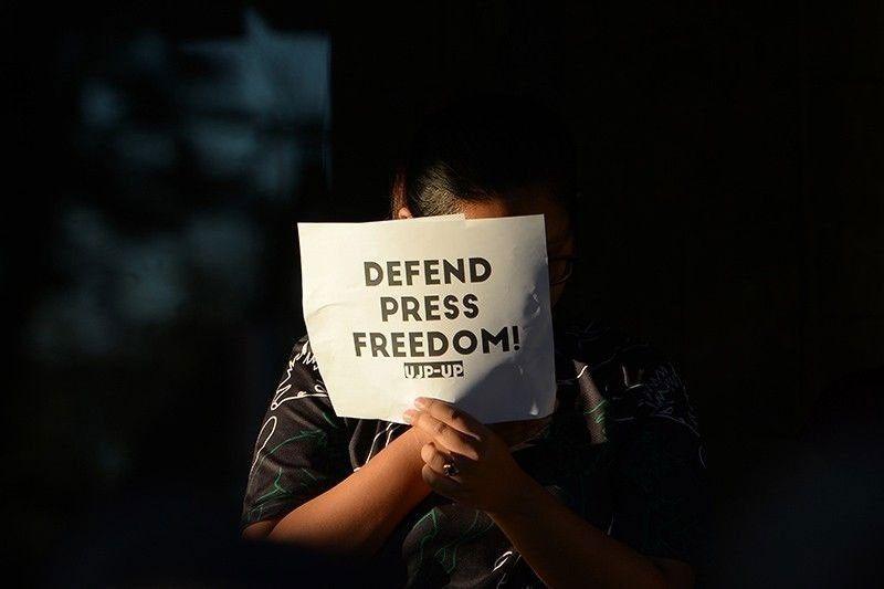 2020 World Press Freedom