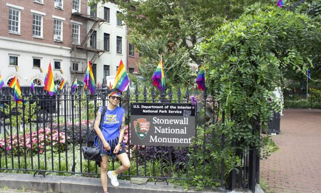 World Pride Day: Stonewall is still a riot!