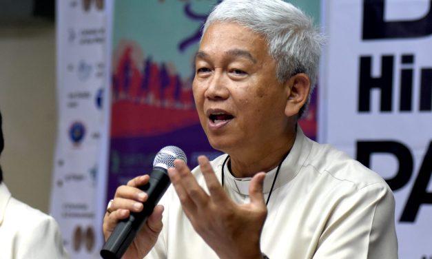 "Manila bishop: ""I-demanda ninyo kami.."""