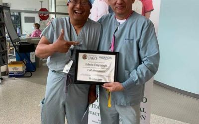 Sa Kitimat: Nurse Edwin Empinado wins award