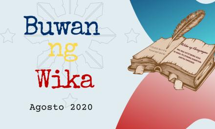 Agosto: Buwan ng Wikang Filipino