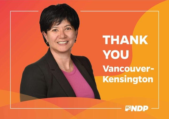 Breaking: Mable Elmore wins 4th term, NDP wins majority