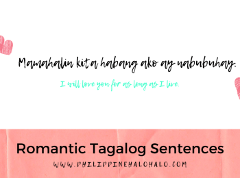 Philippine Halo-halo Tagalog Lessons Romantic Tagalog Sentences Featured Image Blog