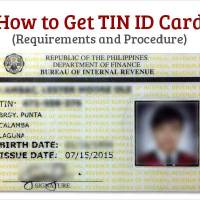 How to Get TIN ID Card 2018