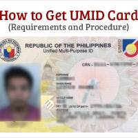 How to Get UMID Card