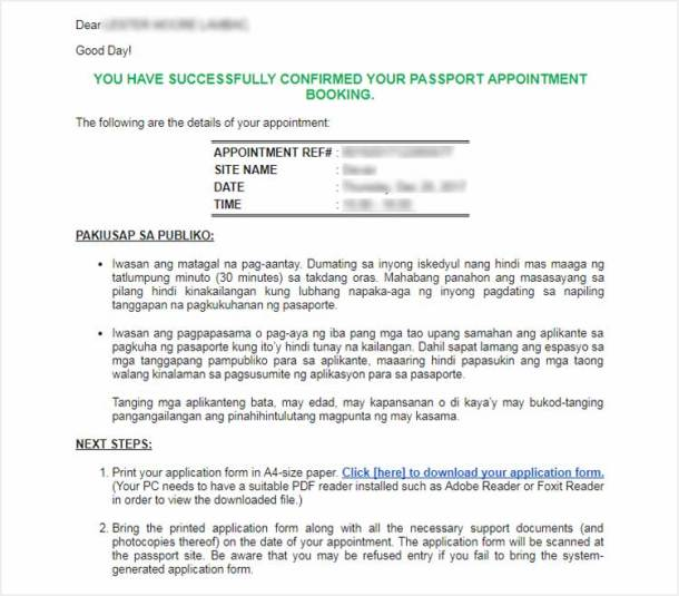 How To Get Philippine Passport 2018 Philippine Ids