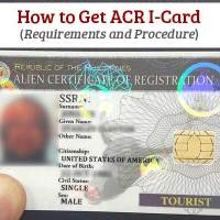 How to Get ACR I-Card