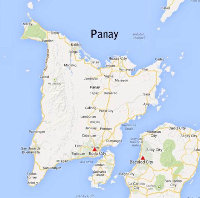 Panay Island, Philippines