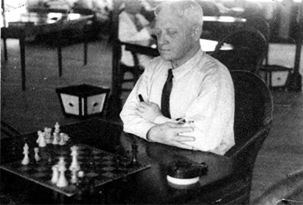 Alvah Eugene Johnson, Manila, circa1940